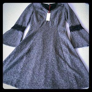 NWT Elle grey dress